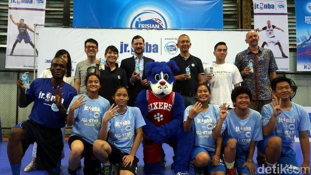 Alumni Jr. NBA 2016 All Stars Indonesia
