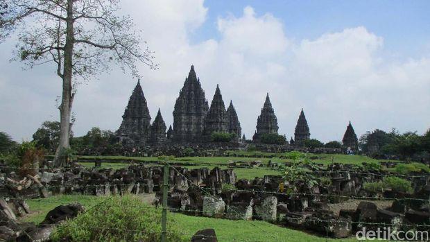 Tak Cuma Borobudur, Ini Keindahan Prambanan yang Bakal Memikat Obama