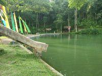 Embung Boon Pring berada di Desa Sananrejo, Malang (Aminudin/detikTravel)