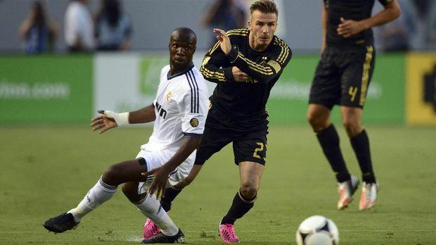 David Beckham mendapatkan keistimewaan sebagai 'designated player' saat bermain di Los Angeles Galaxy.