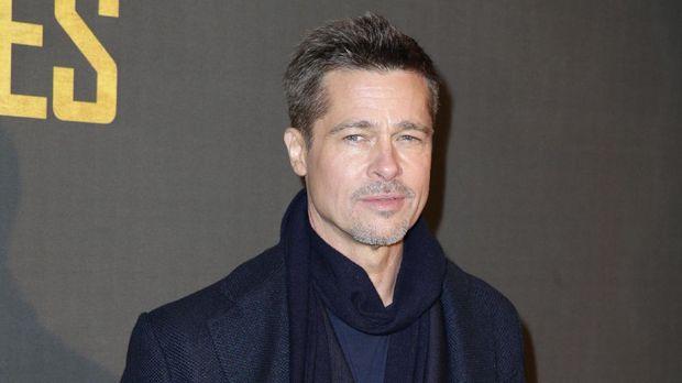 Brad Pitt menjadi pemimpin pasukan AS di Fury.