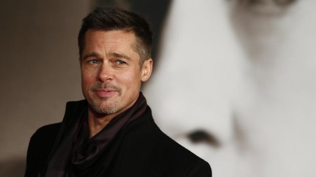 Brad Pitt sempat ketakutan ketika melihat Mike Tyson.