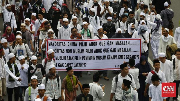 Jejak Al Khaththath, Caleg Gagal yang Coba Gulingkan Jokowi