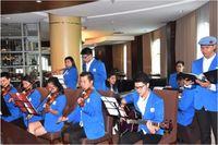 Harmoni Keberagaman, President University Bentuk Students Orchestra