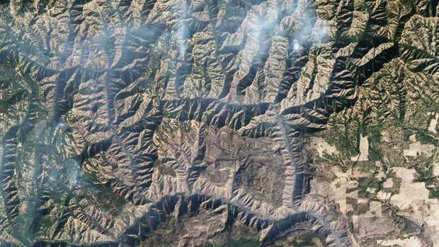 Satelit NASA Pensiun, Umbar Jepretan Terakhir Kecantikan Bumi