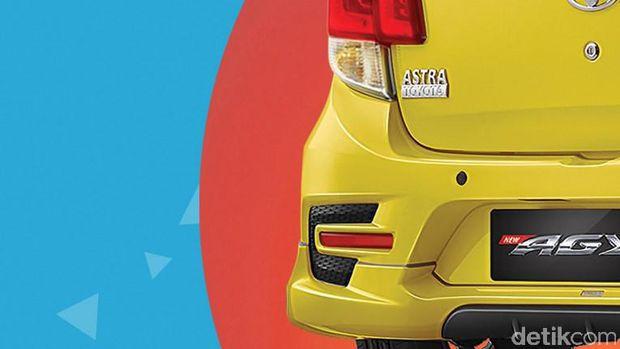 Kenalkan Toyota Agya Model Baru, Apa Saja Fitur dan Harganya?