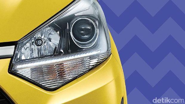 Kenalkan, Toyota Agya Model Baru, Apa Saja Fitur dan Harganya?