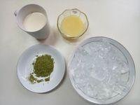 Matcha Ice Blended Segar A la Kafe Bisa Dibuat dengan Cara Mudah Ini