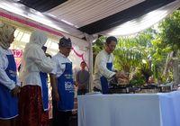 Festival Banyuwangi Kuliner Promosikan Kuliner Legendaris Pecel Pitik