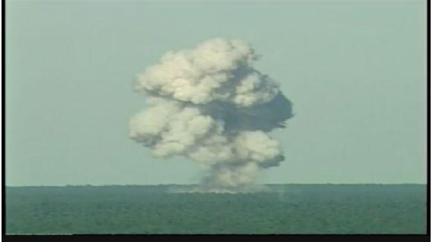 Mengenal GBU-43 'Induk Segala Bom' yang Dijatuhkan AS di Afghanistan
