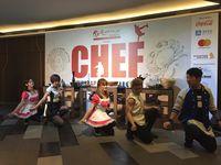 Ini Cerita Saudara Kembar Pemeran Cutie Chef di CHEF : Bibimbap vs Chili Crab
