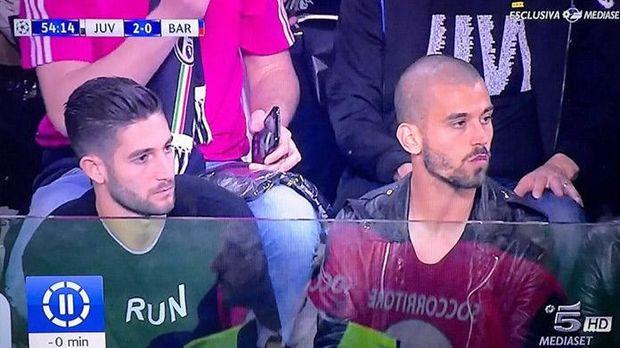 Pembelaan Icardi untuk Gagliardini yang Nonton Langsung Juve vs Barca