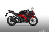 Warna Baru untuk Honda CBR150R