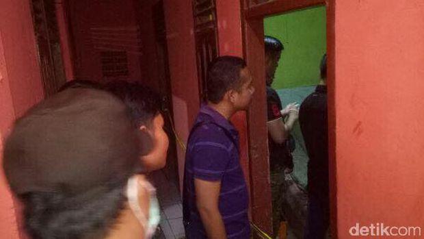 Mayat Wanita dengan Luka Tusuk Ditemukan di Hotel di Banyuasin