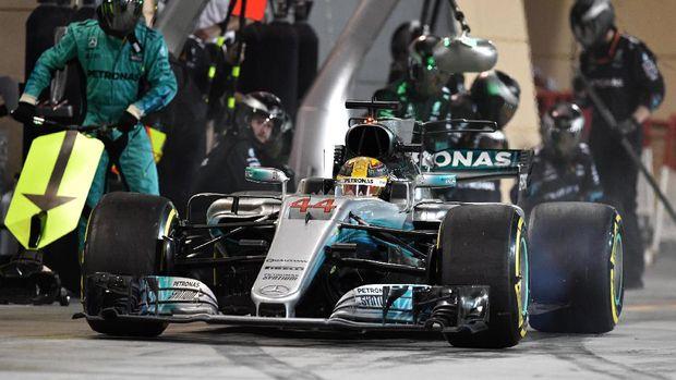 Vettel Berjaya di Bahrain, Hamilton Finis Kedua