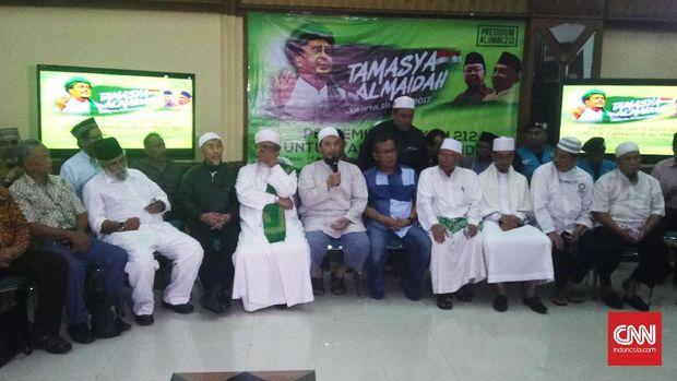 Panitia Tegaskan Tamasya Al Maidah untuk Kawal Kemenangan Umat Islam.