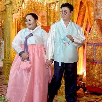 Bikin Baper Pecinta K-Drama, Gadis Minang Dinikahi Pria Korea Jadi Viral