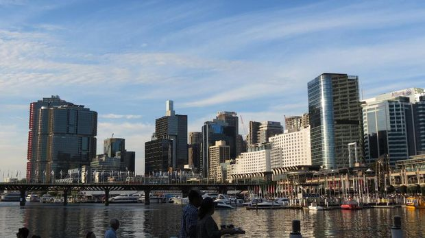 Inilag kawasan Darling Harbour di Sydney (Fitraya/detikTravel)