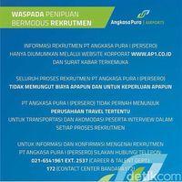 Kabar Bandara Kulon Progo Buka Lowongan, Gaji Minimal Rp 6,5 Juta