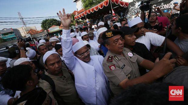 Balada Ahok dan Di Balik Aksi Bela Habib Rizieq