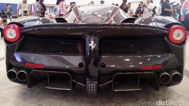 Ada Orang Kaya Indonesia yang Boyong <I>Supercar</i> Anyar Ferrari