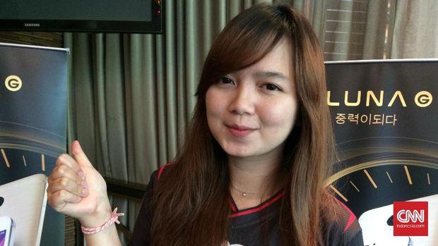Cerita Monica Carolina, Perjuang Emasipansi Gamers Wanita