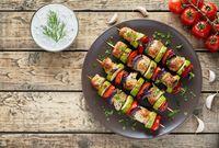 Shish Kebab, Daging dan Sayur dalam Satu Tusuk ala Timur Tengah