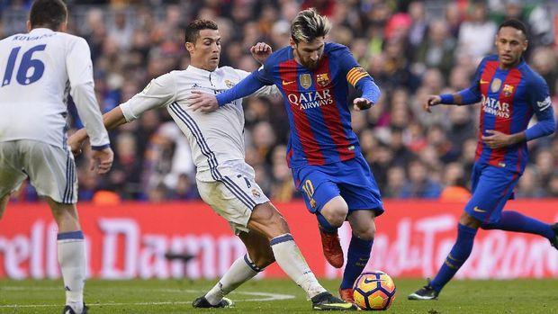 Laga bertajuk El Classico selalu menjadi pertandingan spesial bagi Lionel Messi.