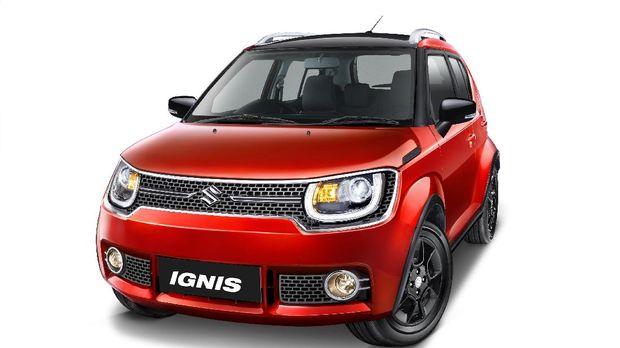 Honda dan Suzuki Beri Kontribusi Besar Target IIMS 2017