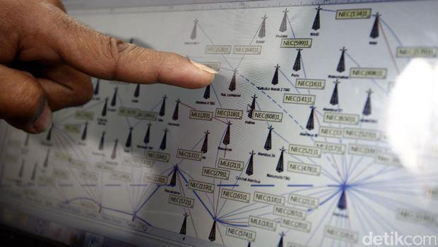 Bukti Keseriusan Telkomsel di Perbatasan Papua Nugini