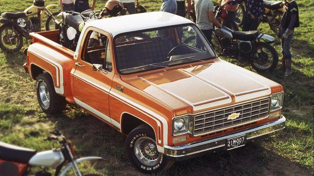 1974 C/10 Chevrolet Stepside