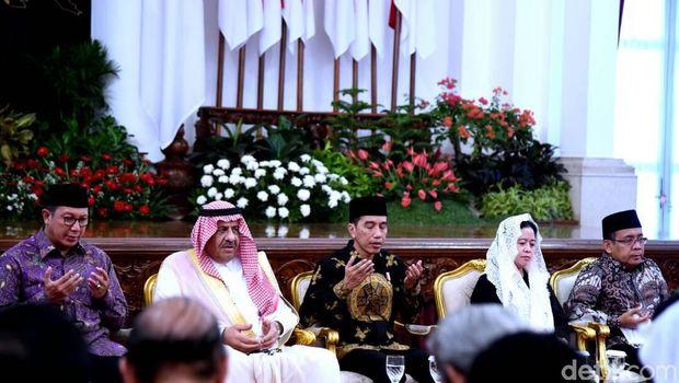 Pangeran Arab Heran Ada Orang yang Rela Hancurkan Negaranya Sendiri