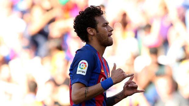 Rivalitas Real Madrid dan Barcelona membuat Neymar sulit ke Santiago Bernabeu.