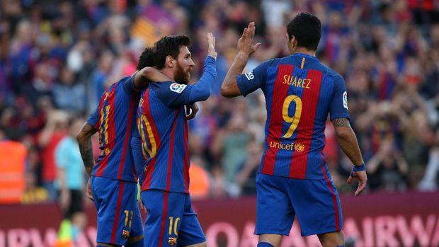 Lionel Messi mengakui kepergian Neymar adalah kehilangan besar di lini depan namun membuat Barca lebih kuat saat bertahan.