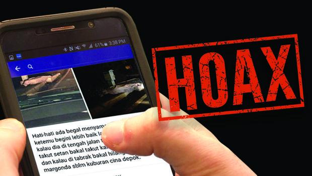 Heboh Kabar Begal dengan Modus Pocong di Margonda Depok