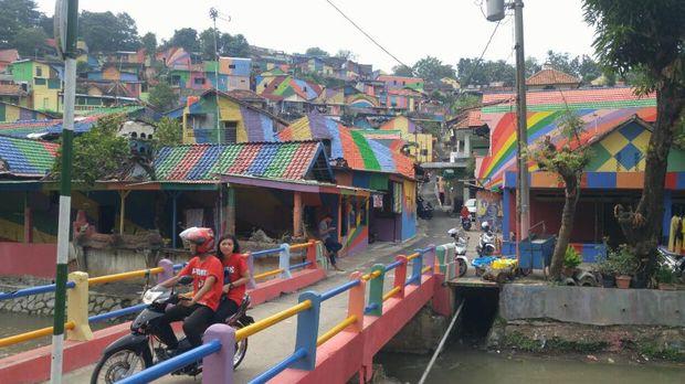 Pulang Kampung ke 4 Kota Ini, Ada Kampung Warna-warni
