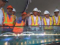Dibangun Jokowi 2015, Ini Progres Jembatan Terpanjang di Papua