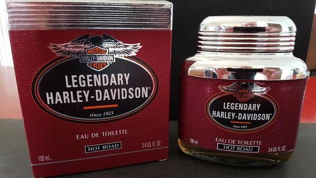 Parfum Harley Davidson yang dianggap gagal (Museum of Failure)