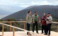 Jokowi di Trans Papua