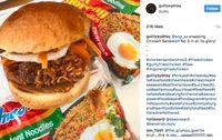 Burger Indomie Goreng Hebohkan Netizen Australia