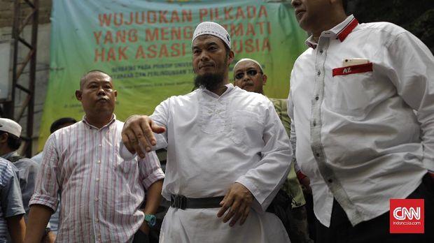 Alumni 212: Jokowi dan Hary Tanoe Sama-sama Kelompok Naga