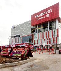 Transmart Padang Dan Transmart Carrefour Pekanbaru Dibuka