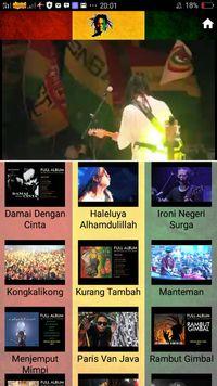 Aplikasi Tony Q Rastafara yang diluncurkan di Hari Kebangkitan Nasional 2017.