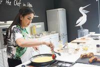 Ini Teknik Bikin Scrambled Egg dan French Toast Seenak Buatan Hotel