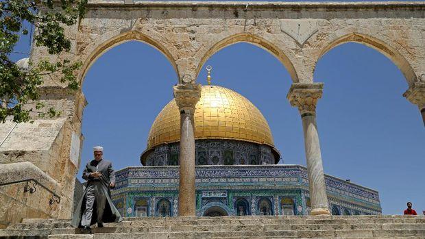 Mesjid Kubah Batu, Yerusalem