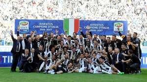 Juventus Kampiun Serie A