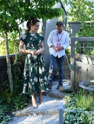 Gaun Kate Middleton Yang Dipakai Pasca Nikahan Pippa