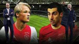 Final Liga Europa: Ajax vs MU