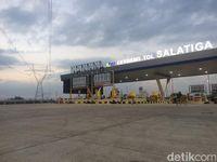 Gerbang Tol Bawen-Salatiga