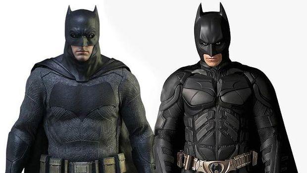 Tersiksa! Ini Keluhan Para Superhero di Lokasi Syuting